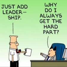 How leaders lead