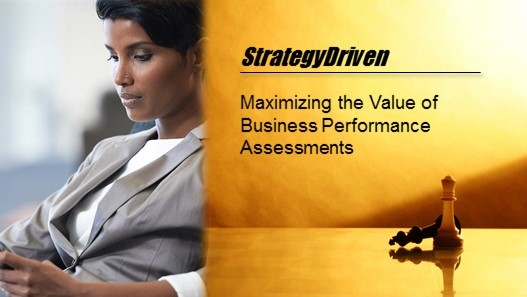 StrategyDriven Online Training