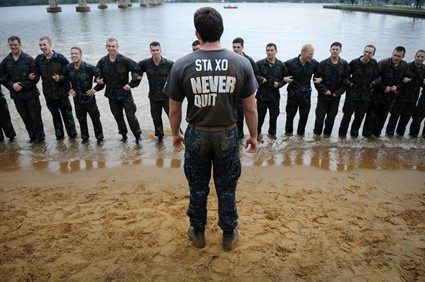 StrategyDriven Leadership Lessons from the United States Naval Academy