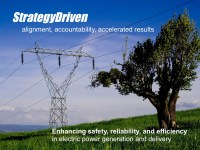 StrategyDriven Power & Utilities Service Offerings