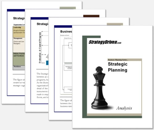 StrategyDriven Advisory Services - Strategic Analysis