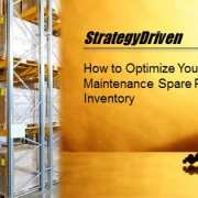 StrategyDriven Inventory Optimization Video