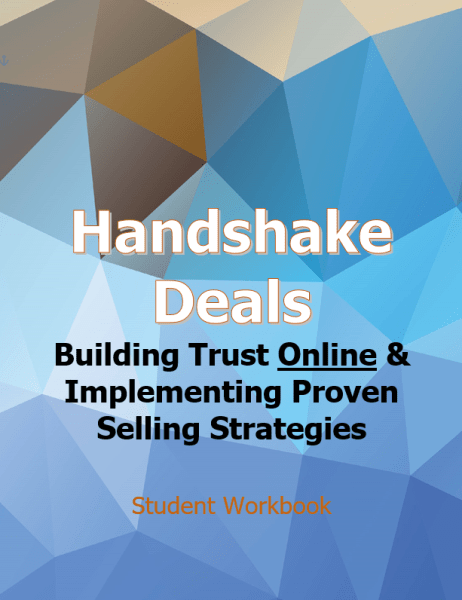 "Companion Workbook for IM How To Training (""Virtual Handshakes"")"