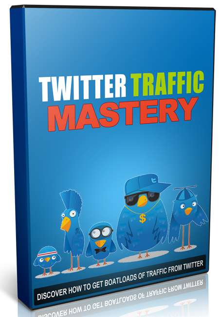 Twitter Traffic Mastery How To eBook image