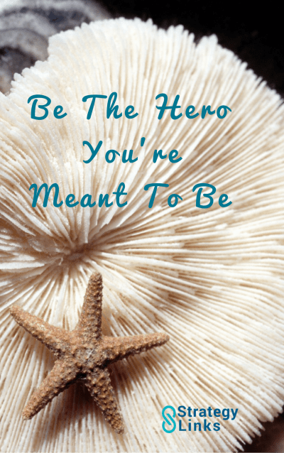 Be The Hero You Are Meant To Be course workbook image