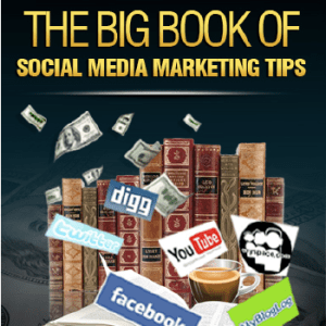 "Image for ""The Big Book of Social Media Marketing"""