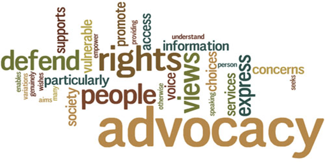 Image result for advocacy efforts