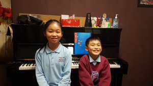 music concert live gig night stratford music piano siblings perform at woy woy.