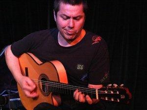 Guy Strazz at Stratford Music