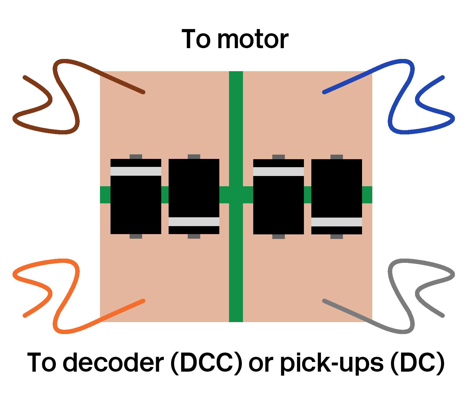 Bachmann Decoder Wiring Diagram Electrical Diagrams Library