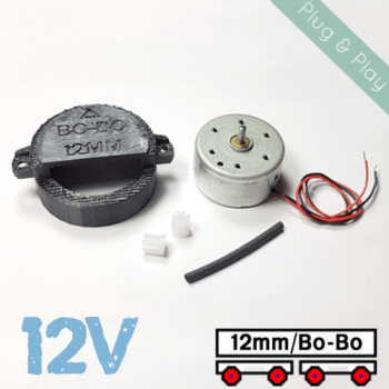 Replacement 12V CD Motor