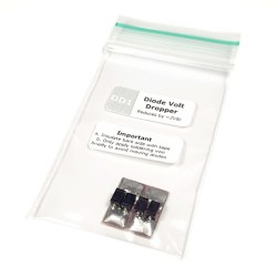 Diode Voltage Dropper Kit
