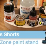 A quick look at the HobbyZone SM1 Paint Pot Holder