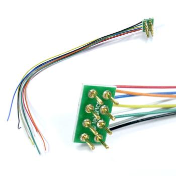 8-Pin DCC Decoder Plug