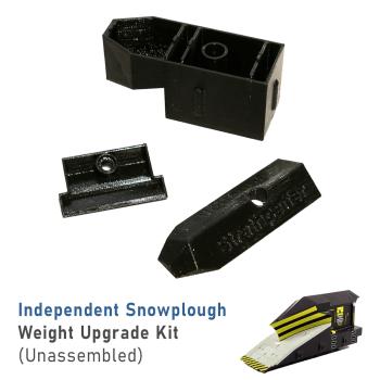 Flangeway Independent Snowplough Weight