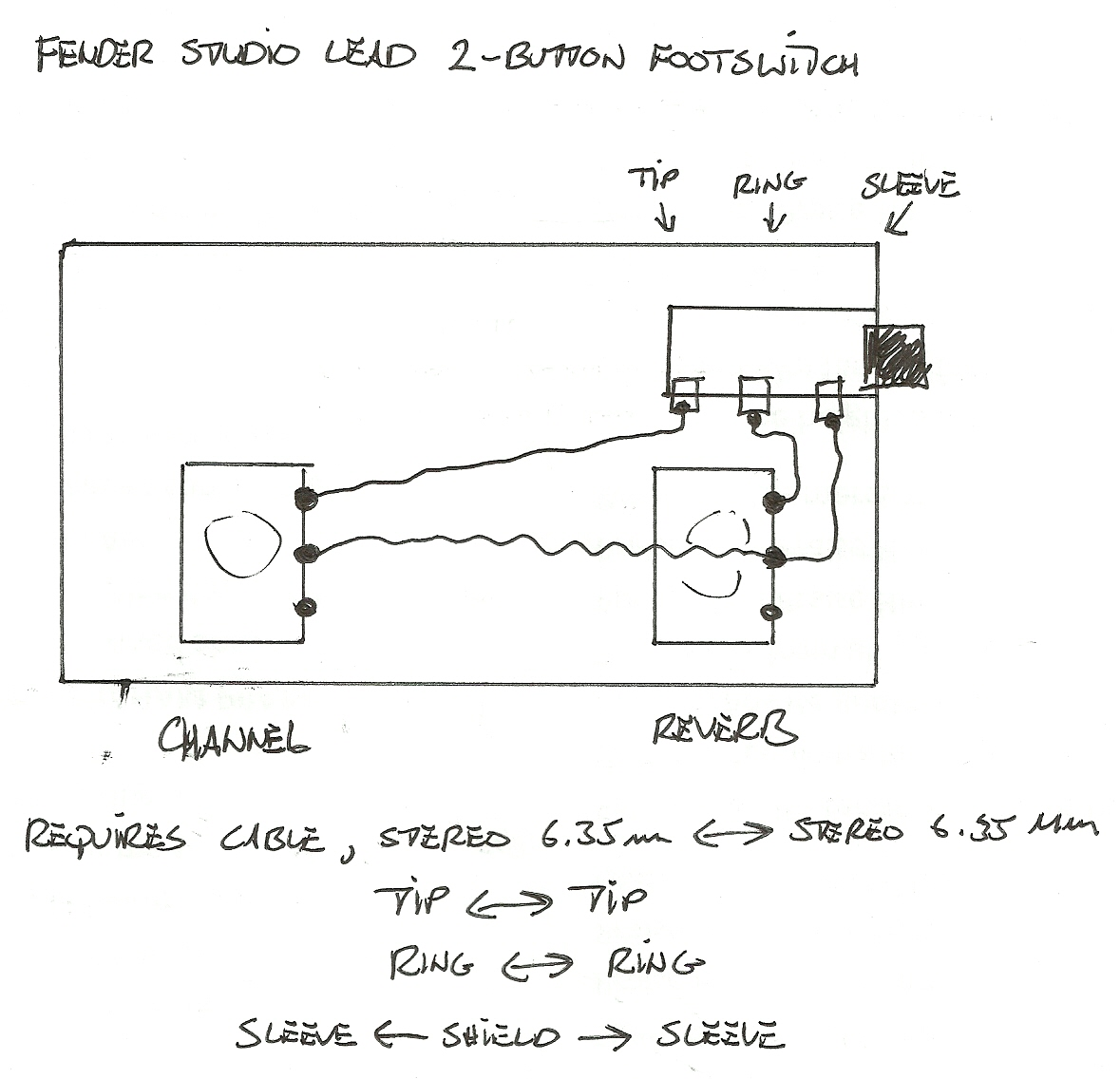 Wiring Diagram For Studio Lead Footswitch Jpg - 14.8.nuerasolar.co