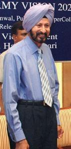 Brigadier Gurmeet Kanwal, Director, Centre for Land Warfare Studies