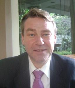 Eddy de la Motte, Director, Gripen International, India