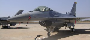 The F-16 at Aero India 2009