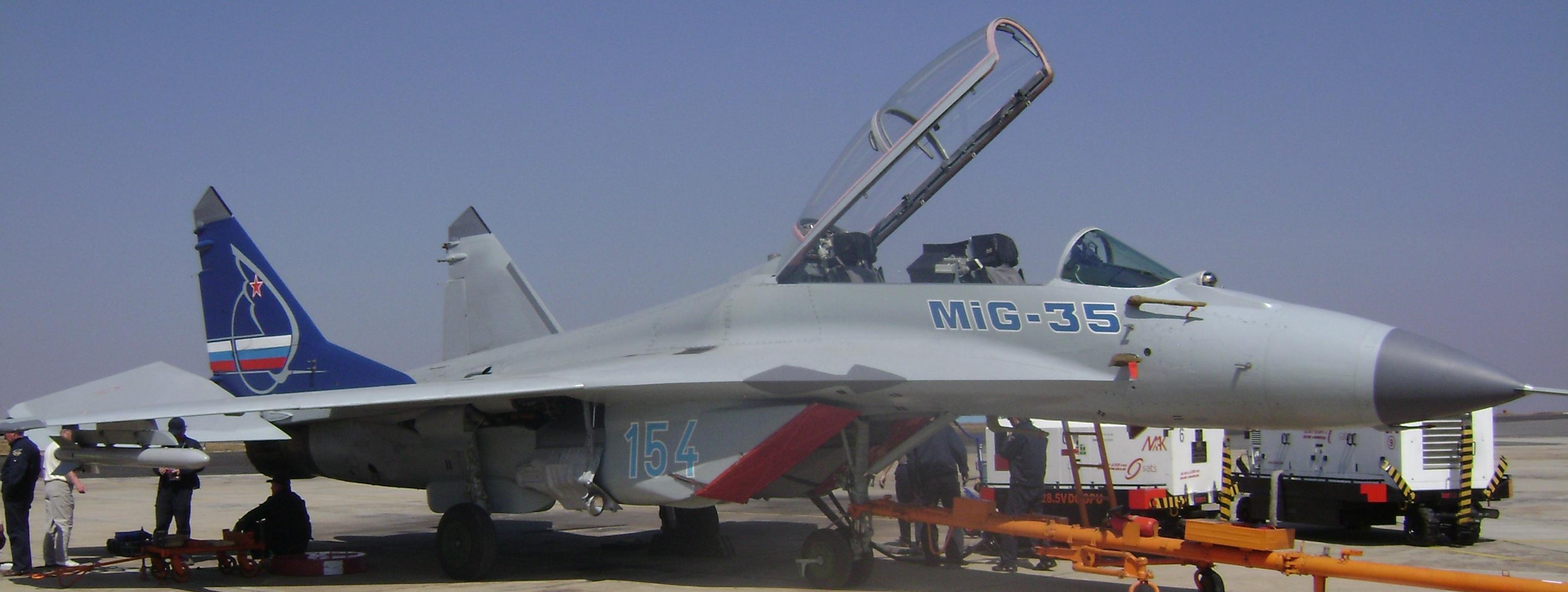 IAF veteran flies MiG-35 | | StratPost