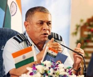 Air Marshal PV Naik, Air Chief Marshal Designate