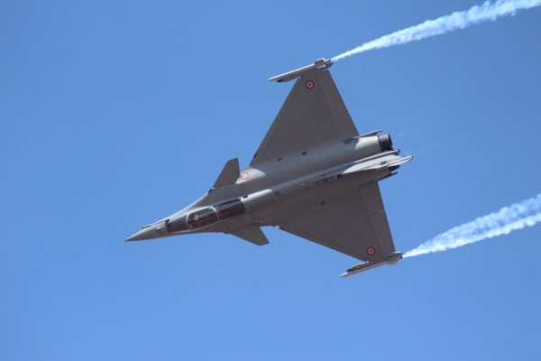 French Armée de l'Air Dassault Rafale | Photo: StratPost