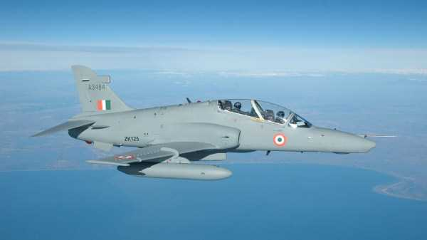 An Indian Air Force Hawk AJT | Photo: BAE Systems