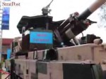 Video: India's Arjun Catapult tracked artillery at DefExpo