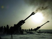 The M777 lightweight howitzer   Photo: BAE Systems