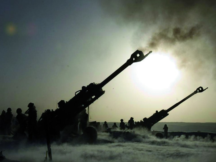 The M777 lightweight howitzer | Photo: BAE Systems