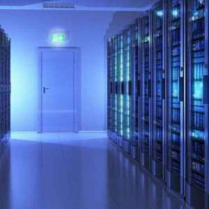 The infrastructure of a Data Centre
