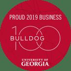 2019 Bulldog 100 Logo