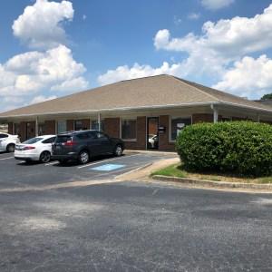 Office Building at 809 Flint River Rd
