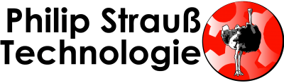 Strauß Technologie Logo