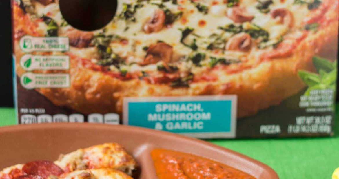 Tailgate At Home With Digiorno Pizza And Homemade Dipping Sauces