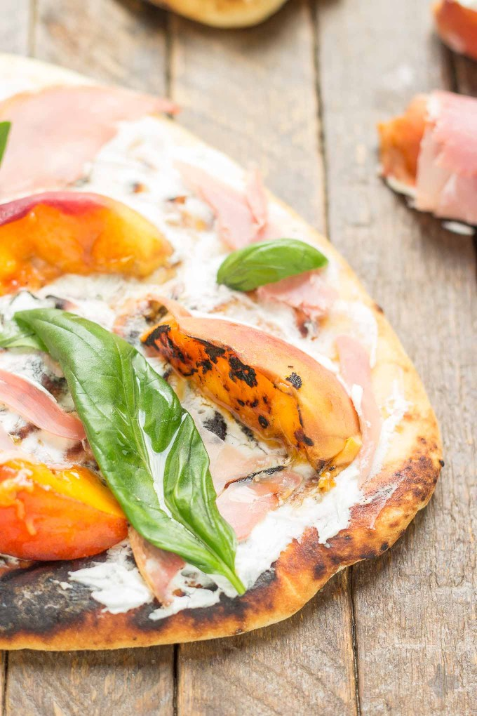 Grilled Peach Prosciutto and Goat Cheese Pizza_IMG_8104_680px