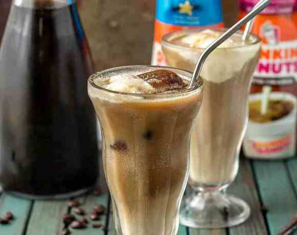 Coffee Cooler Float