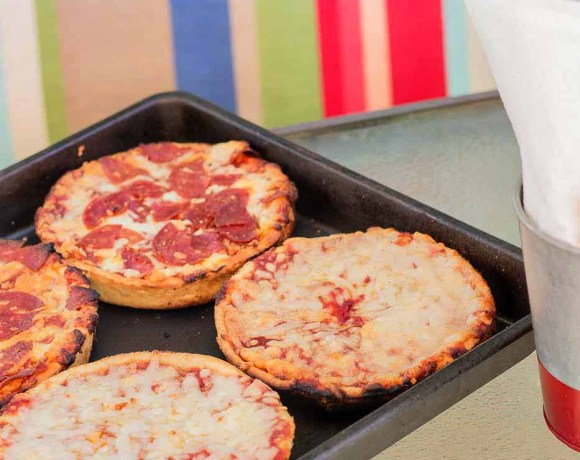 Easy Grilled Pizza with Red Baron®