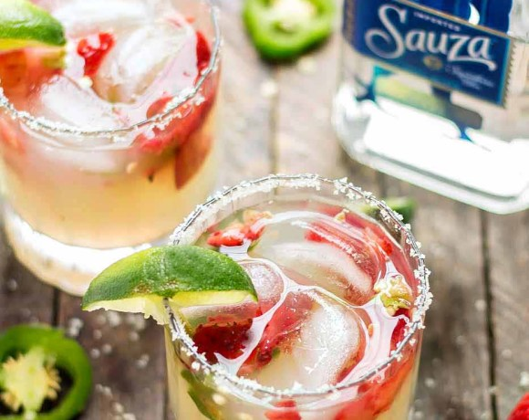 How to throw a Fiesta with Sauza Tequila