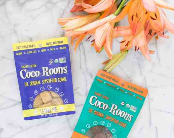Delightful Snacking with Coco-Roons