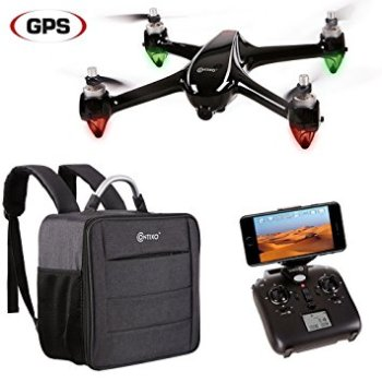 holiday gift guide drone Contixo F18 Advanced GPS Assisted RC Quadcopter 1080P