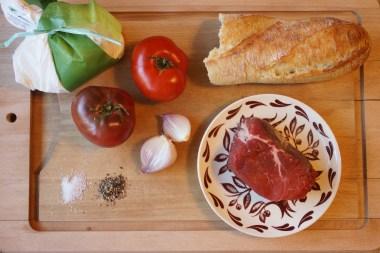 Steak Tartare alla Roscioli