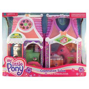 G3 My Little Pony Amberlocks