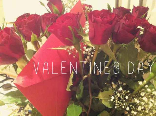 Valentines day, 2013 ♥ | UK Lifestyle Blog