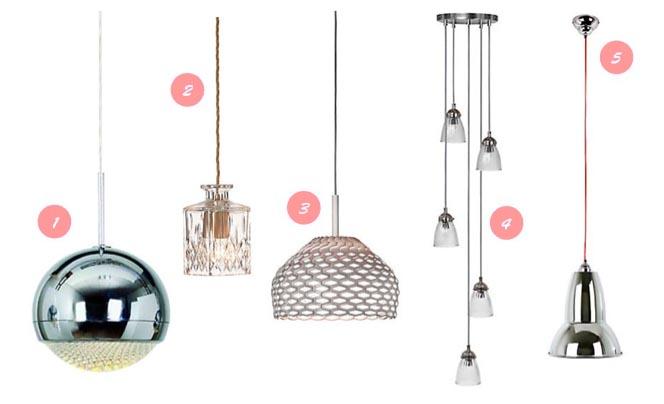 Tips for choosing pendant lighting | UK Lifestyle Blog