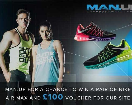 Competition: Win a pair of Nike Air Max and £100 voucher | Strawberry Squeeze