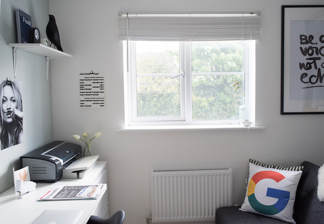 8 Great Tips For Achieving Success In Life (and a sneak peek of my office!) | UK Lifestyle Blog
