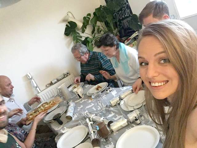 We hosted Christmas dinner (and it wasn't a disaster!) | UK Lifestyle Blog