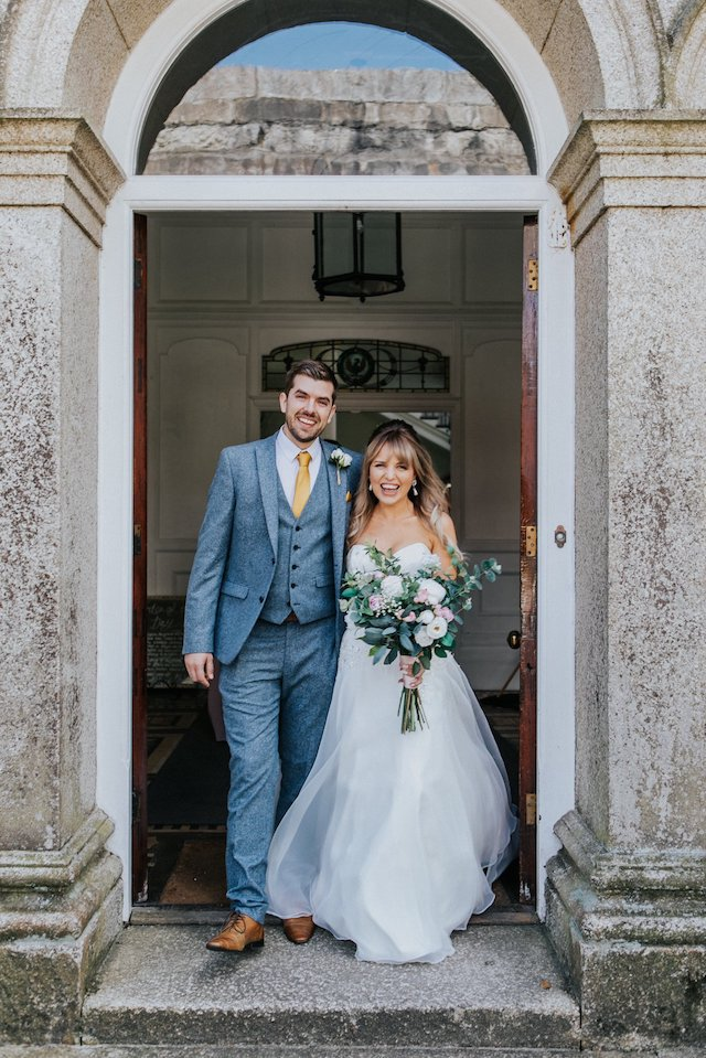 We Tied the Knot: Our Pinterest Inspired Manor House Wedding in Cornwall ❤️💍 | UK Lifestyle Blog