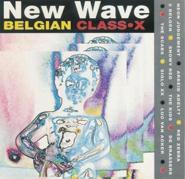 VA - New Wave Club Class X Belgian